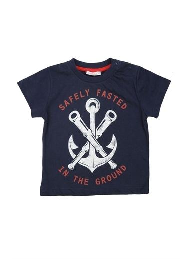 Zeyland Zeyland T-Shirt Lacivert Renkli